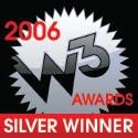 w3 silver winner